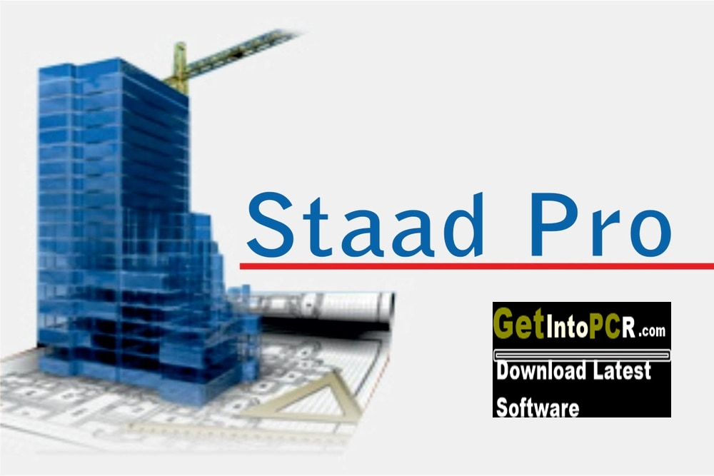 How to download and install latest version of staad. Pro 20. 07.