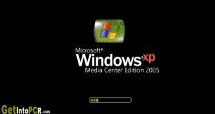 windows xp media center 2005 iso download