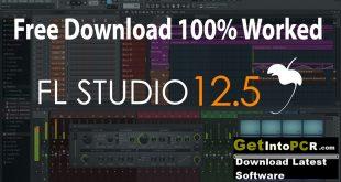 fl studio 12 software pc download