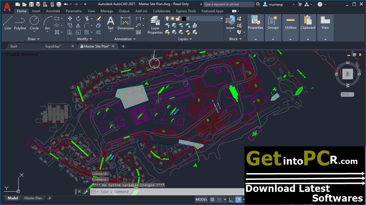 AutoCAD LT 2021 download